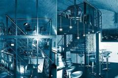 Neues-Musiklokal-Funkhouse-Bar-Raum-mit-Galerie-im-Gewoelbekeller